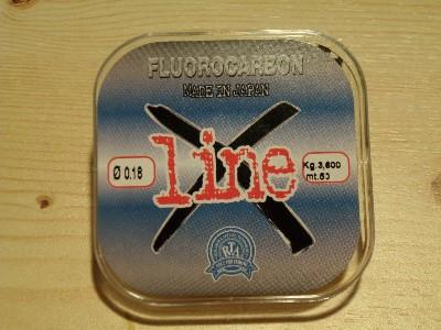 Fluorocarbon - X Line 50m